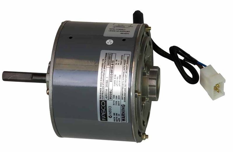 Ducted Heater Fan Motor Bcb Sales Service Vic